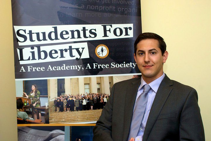 Former student leader now president of the Advocates for Self-Government