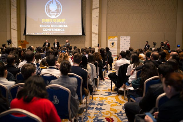 Tbilisi Regional Conference a 'Historic' Gathering