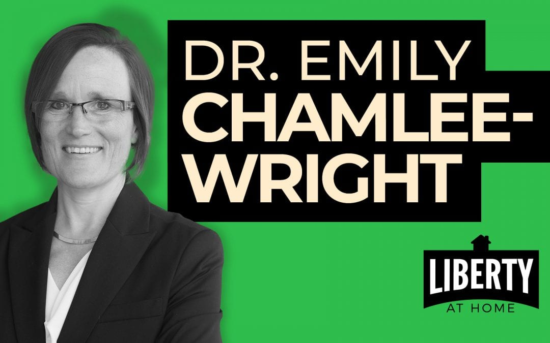 Reopening America: Lessons from the Aftermath of Hurricane Katrina, with Dr. Emily Chamlee-Wright