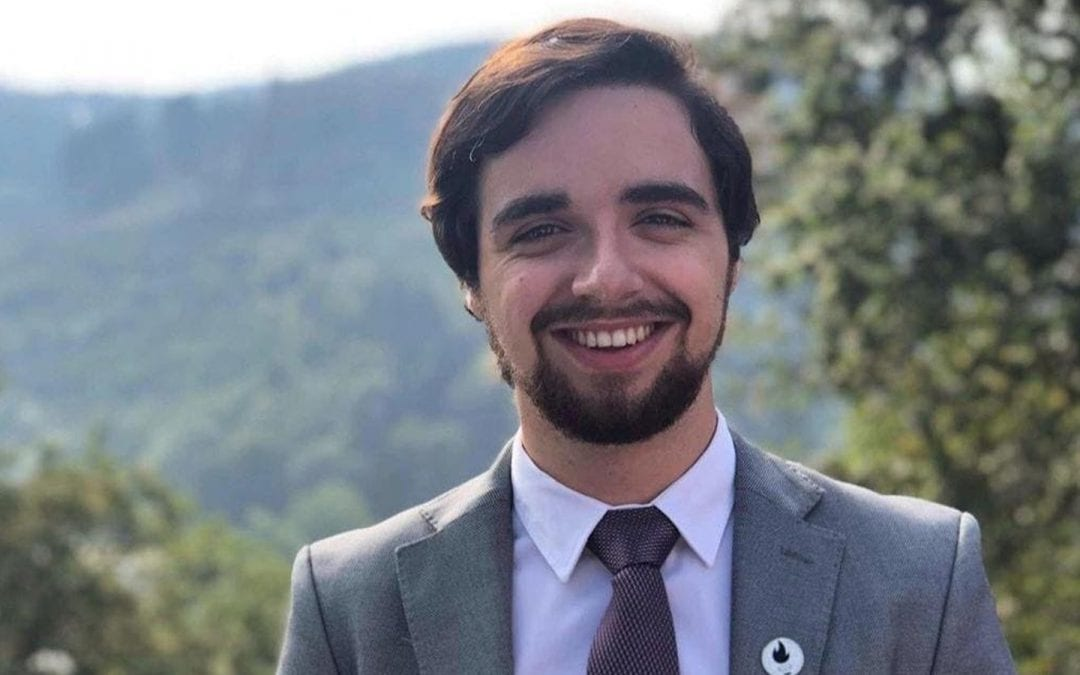 Day in the Life: European Local Coordinator Andrés Moral Martín