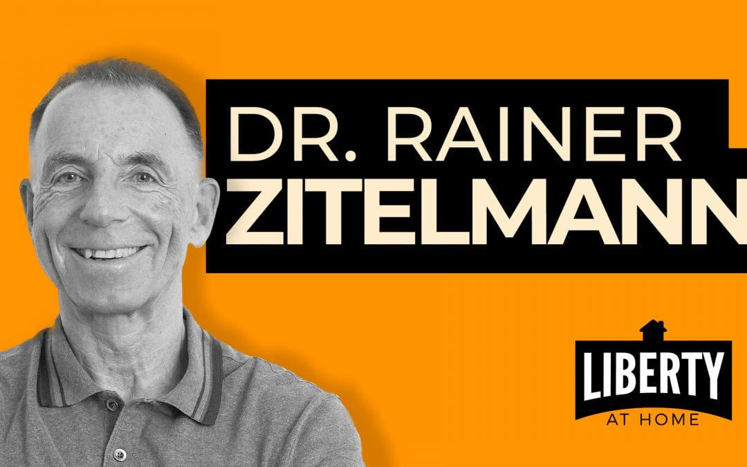 The Rich in Public Opinion, with Dr. Rainer Zitelmann