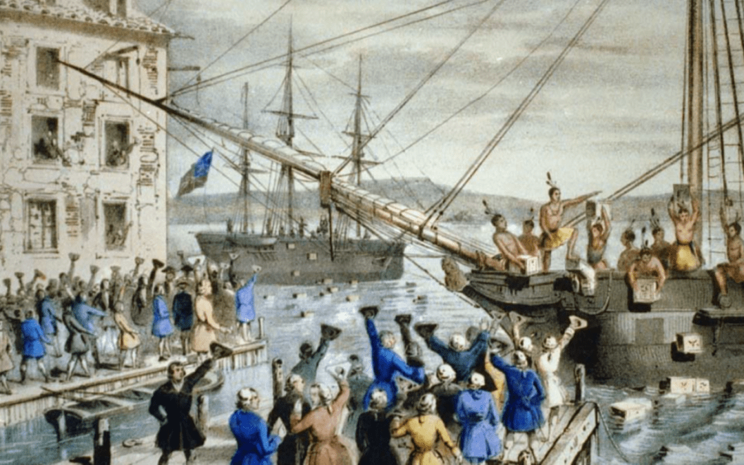 Why the American Revolution Was Really an Economic Revolution