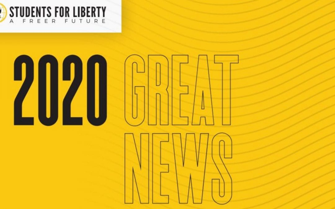Students For Liberty's 2020 Annual Report