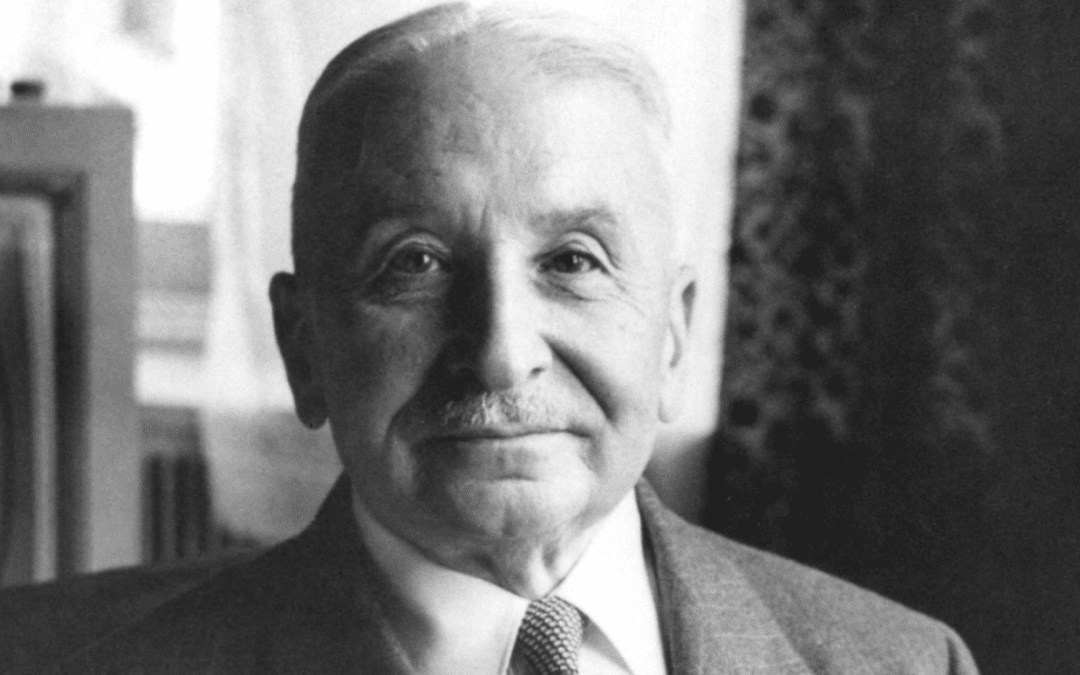 Ludwig von Mises: An Economist for Freedom and Free Enterprise