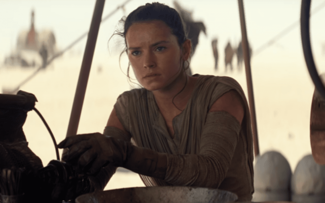 The economics within Star Wars: The Force Awakens