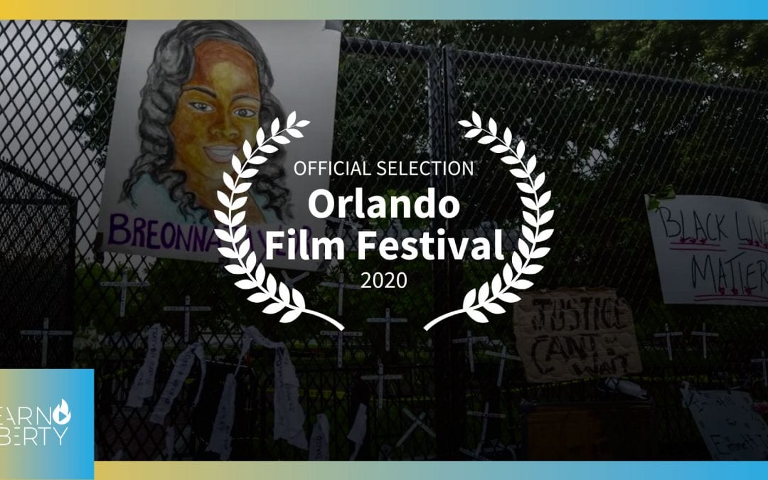 Learn Liberty's video is nominated at this year's Orlando Film Festival