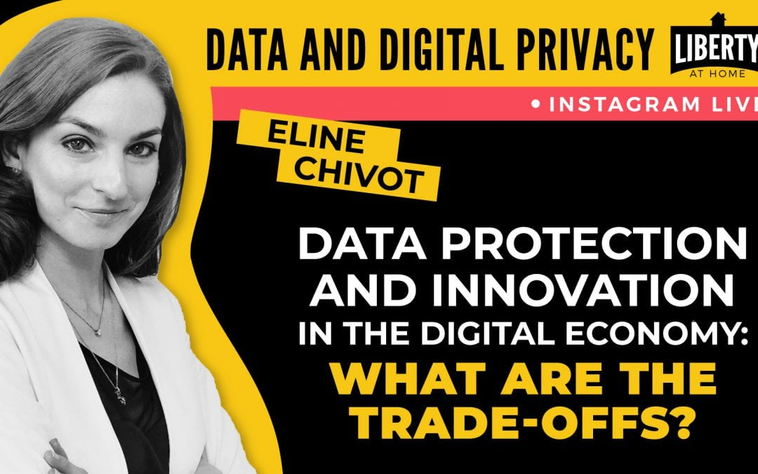 Data Protection and Innovation: What Are the Trade-offs? Featuring Eline Chivot