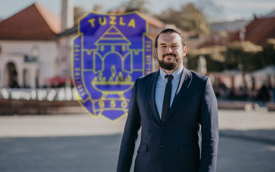 Students For Liberty alumnus is elected to the City Council of the City of Tuzla