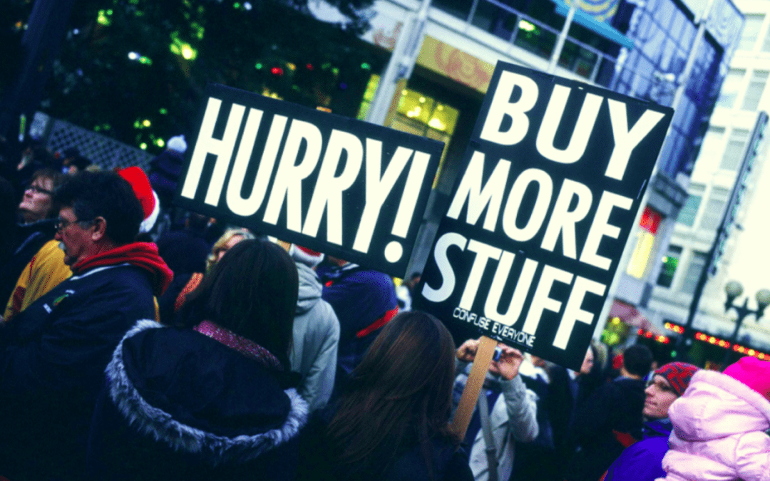 Why Christmas is a wonderful time to celebrate capitalism