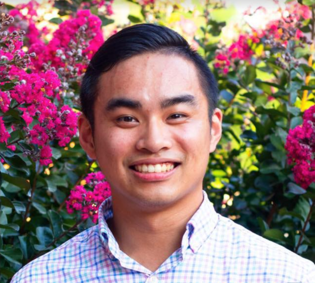 Ethan Yang was called a hero for liberty by his intellectual role model, Dr. Ed Stringham