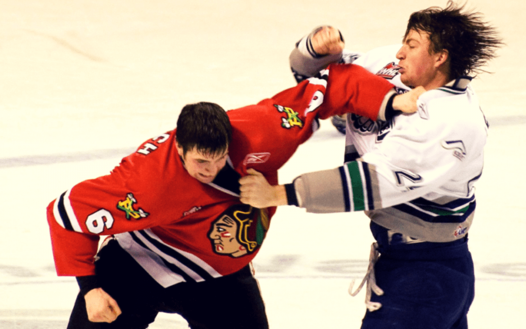 Car crashes and hockey fights — how safety mandates can make life more dangerous