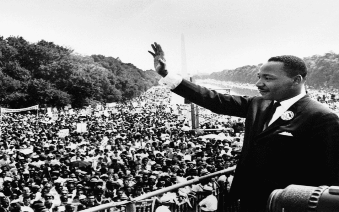 "Martin Luther King Jr.'s ""I Have a Dream"" speech called for the liberty of all Americans"