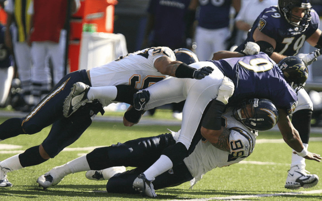 Peltzman Effect: to reduce concussions in the NFL, reduce the amount of equipment