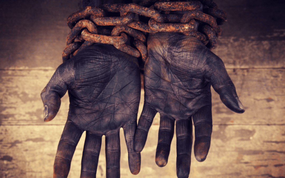 The bell curve of anti-slavery
