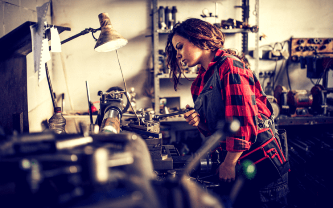 Women work for equality – but these 3 policy ideas don't