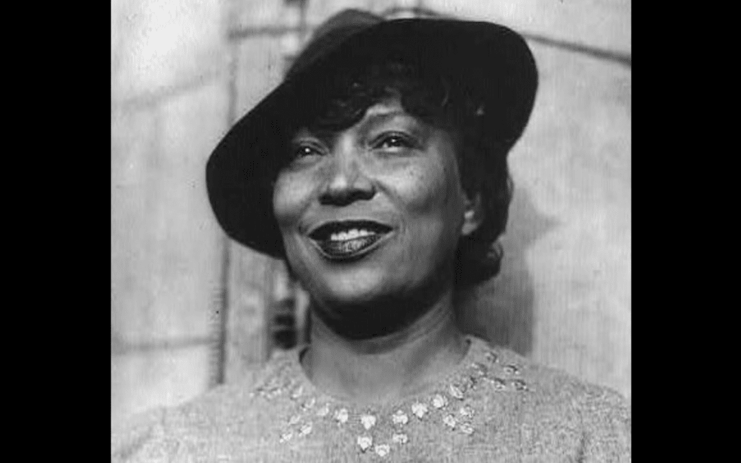 Zora Neale Hurston: a genius of the south and anti-imperialist voice