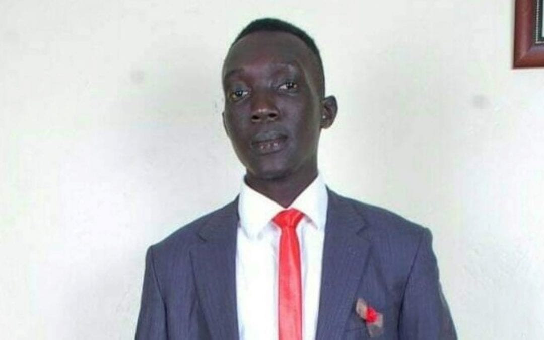 Day in the Life: National Coordinator of Uganda, Bua Oscar Denis