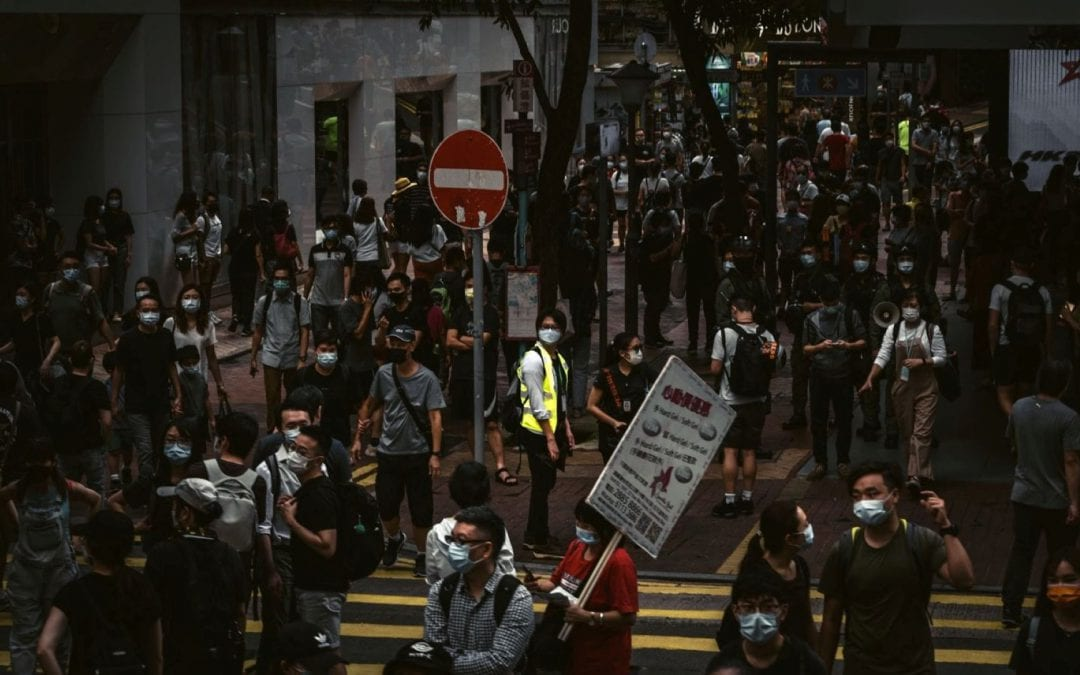 Hong Kong's crackdown on democracy and freedom