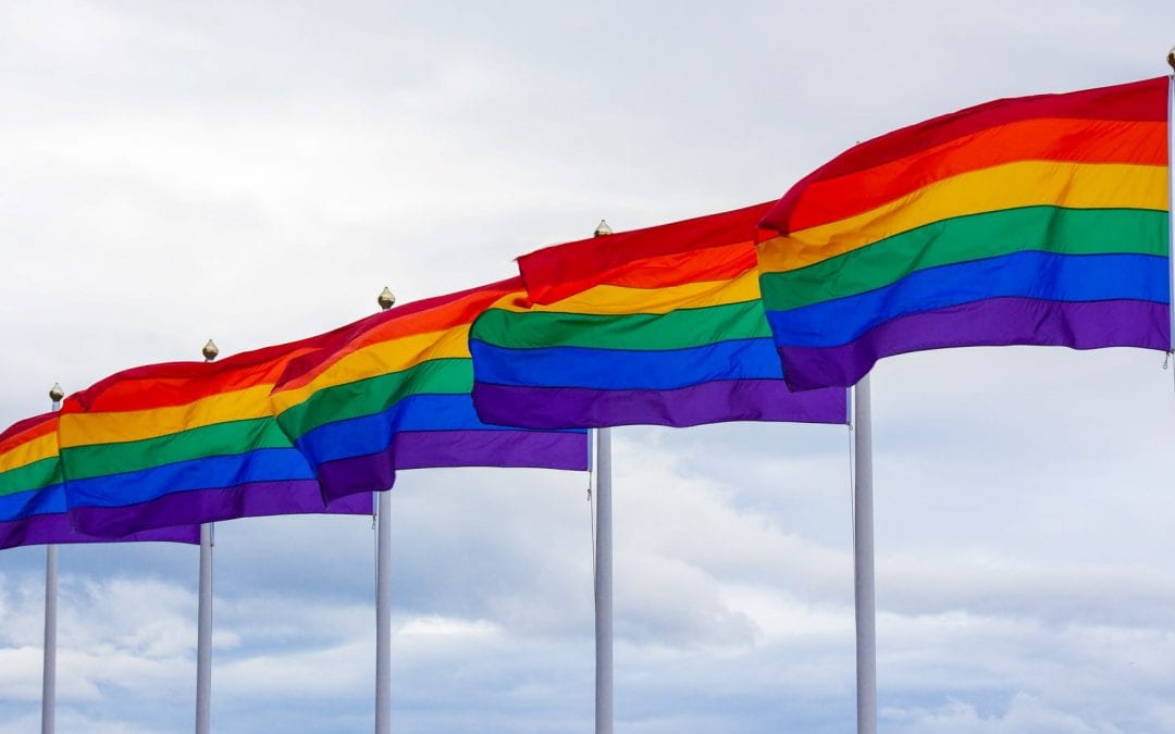LGBTQ rights are central to libertarianism