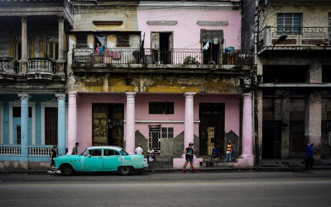 The fight for freedom in Cuba