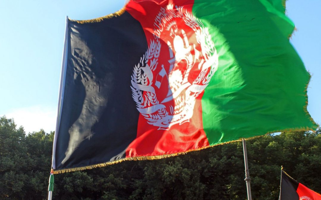 The people of Afghanistan need an escape route from Taliban brutality