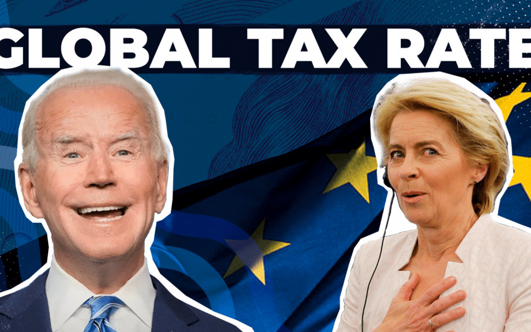 A global minimum tax rate will stifle competition and hurt consumers